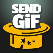 Sendgif与全高清摄像头(支持720p , 1080i的, 4K等)