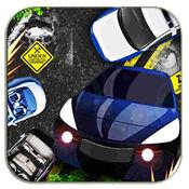 警车儿童游戏 1