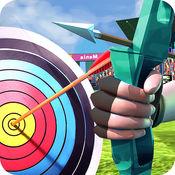 射箭3D模拟器:挑...