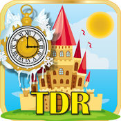TDR ダッシュボード 待ち時間 - ディズニーバージョン 2.3