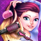 发型游戏的女孩 - 美发沙龙改头换面