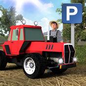 俄罗斯农用拖拉机 & 卡车停车模拟 3D 1