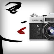 复古美女照片编辑器 2.1