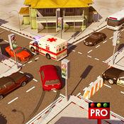 城市交通控制高峰时间驾驶3D Sim:Traffic Control Simulato