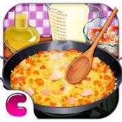 烹饪游戏:西班牙海鲜炒饭 1.0.0