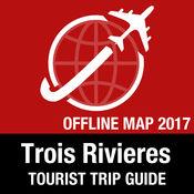 Trois Rivieres 旅游指南+离线地图 1