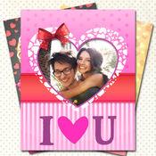自己做 情人节 贺卡 定制的 电子贺卡 对于 浪漫 和 1