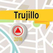 Trujillo 离线地图导航和指南 1
