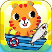 太平洋猫钓鱼游...