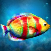 给我画只鱼!...