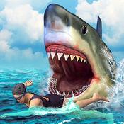致命的鲨鱼进化:饥饿的攻击世界 1