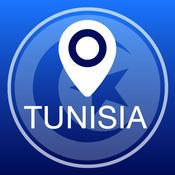 突尼斯离线地图+城市指南导航,旅游和运输 2.5