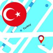 土耳其离线地图