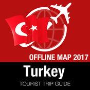 土耳其 旅游指南+离线地图 1.8