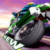 摩托车全民真实狂飙漂移太极迷阵 1