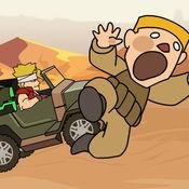 疯狂战车-荒野大...
