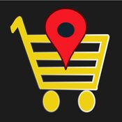 购物地图 - 店铺搜索