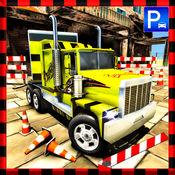 卡车挑战2017年:停车3D游戏 1
