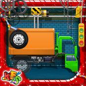 卡车厂 - 超酷的汽车制造商模拟器游戏疯狂机制 1
