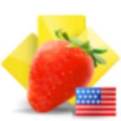 水果蔬菜卡片 (英文)