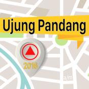 Ujung Pandang 离线地图导航和指南 1