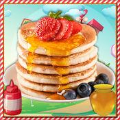 薄煎饼制造商 - 厨师莫妮卡早餐食品咖啡馆 1