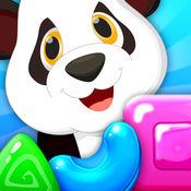 熊猫糖果果酱3匹...