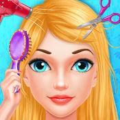 时尚女孩发型师 1
