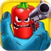 植物大战2:愤怒的辣椒蔬果塔防游戏