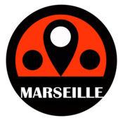 马赛旅游指南地铁路线法国离线地图 BeetleTrip Marseille