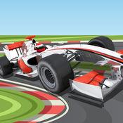 跑车赛车驾驶模拟器停车场2015年 1