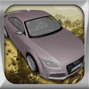 跑车城市停车3D 2