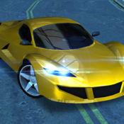 运动车驾驶夜极端停车模拟器 - Sport Car Driving Simulat