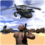 军队直升机计数...