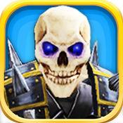 骷髅军:墓地战争 - 免费版
