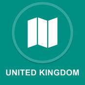 英国 : 离线GPS导航 1