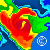 全球天气雷达 – 测雨雷达预报