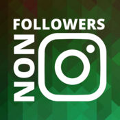 Non followers track 赞 IG Insta Instagram 粉丝 自由 ap