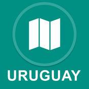 乌拉圭 : 离线GPS导航