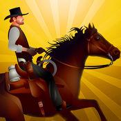 牛仔马术障碍赛:马盛装舞步敏捷 - 免费版 3