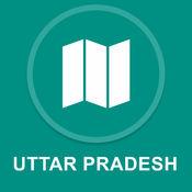 印度北方邦 : 离线GPS导航 1