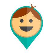 家庭GPS定位器 Kid Control