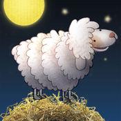 晚安,小绵羊! - 儿童的睡前故事应用程序 4.8