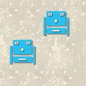 在农田的TwoHeroes : 逻辑连接动物英雄的匹配益智游戏 1