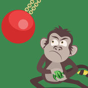 打掉亲猴 - 新的脑戏弄的街机游戏 1.4