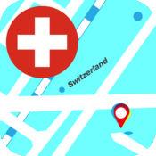 瑞士离线地图 2