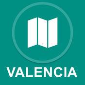 西班牙巴伦西亚 : 离线GPS导航
