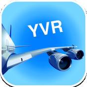 温哥华YVR机场 机票,租车,班车,出租车。抵港及离港。 1