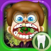 牙医诊所. 有趣的神医 游戏为孩子们 医院口腔 Dentist Gam