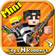 Cops N Robbers (FPS) - 像素射击方块枪战游戏 5.3.3